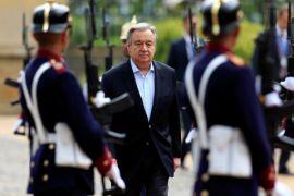 Guterres kutuk serangan yang menewaskan prajurit PBB di Mali