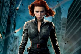 "Scarlett Johansson terima bayaran fantastis dalam ""Black Widow Movie"""