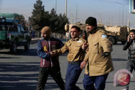 Buntut serangan di Kabul, tujuh perwira militer Afghanistan dipecat