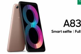 Oppo A83 2018 tawarkan kapasitas lebih besar
