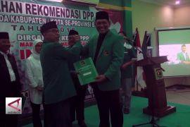 PPP Resmi Usung Tiga Petahana di Pilkada Wilayah Banten