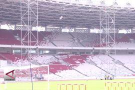 Wajah Baru Stadion Utama GBK