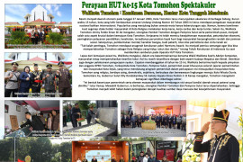 ADVERTORIAL HUT KOTA TOMOHON YANG KE-15 Page 2 Small