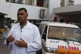Mesir tembak warga Palestina di laut