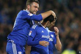 Cukur Mansfield 4-1, Cardiff tantang Manchester City pada Piala FA