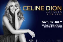 Konser di Indonesia, Celine Dion ajukan 40 lembar daftar permintaan