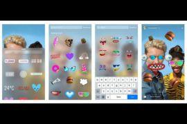 Cara menambah GIF ke Instagram Stories