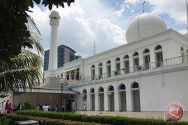 Shalat Ied di Masjid Al Azhar, umat Islam agar saling mengasihi
