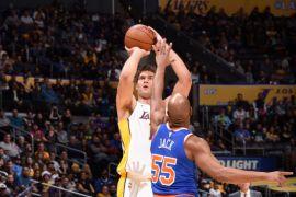 Lakers menangi lima laga kandang beruntun
