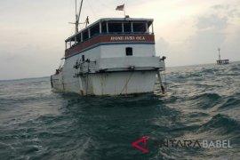 Seluruh penumpang KM Kayong Utara yang kandas selamat