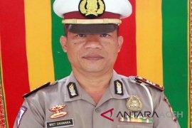 42 kasus Lakalantas di Aceh Selatan 2017