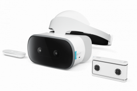 Lenovo dan Google ungkap headset Daydream VR Mirage Solo