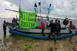 Kanopi tolak PLTU di laut Bengkulu