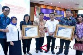 "Diskominfo Denpasar raih penghargaan ""Public Services of The Year"""