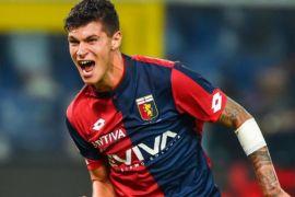 Monaco rekrut pemain belia dari Genoa