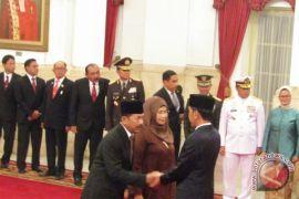 Presiden Lantik Kepala BSSN