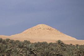 Reruntuhan bangunan kuno era Firaun ditemukan