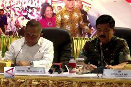 Menhan Minta Panglima TNI Jaga Soliditas dan Loyalitas