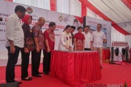 Puan Maharani resmikan pembangunan auditorium Bung Karno