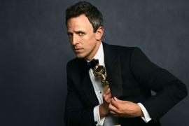 Lima hal tentang Seth Meyers, pembawa acara Golden Globe