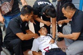 Polisi tangkap Satpam BRI pengedar sabu
