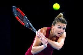 Halep taklukkan Pliskova di perempat final Australia Terbuka