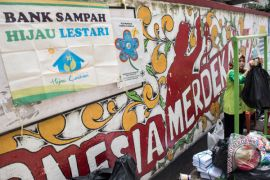 Bank Sampah Hijau Lestari
