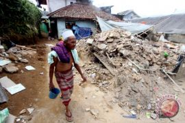 Lebak diguncang gempa, getaran terasa hingga Sukabumi