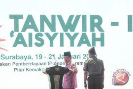 Aisyiyah Malaysia presentasi di Tanwir Surabaya