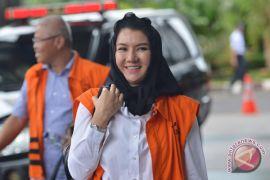 Rita Widyasari bantah miliki helikopter terkait TPPU