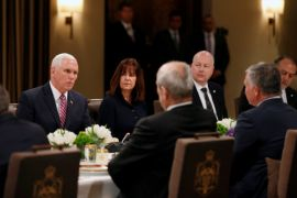 Wakil Presiden AS kunjungi Israel
