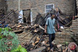 Gempa rusak 735 bangunan di Sukabumi