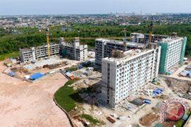 Kawasan Jakabaring Palembang akan dihijaukan