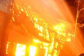 Kebakaran renggut nyawa nenek Nurmala