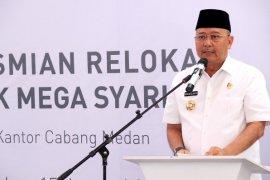 Bank Mega Syariah diminta beri pinjaman ringan pada umkm