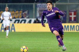 Gol Simeone di ujung laga batalkan kemenangan Inter Milan