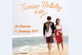 'Forever Holiday in Bali', kisah jatuh hati idola K-pop