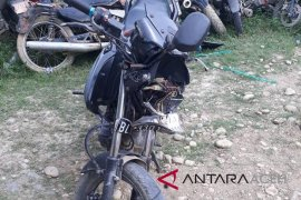 Pengendara motor tewas tabrakan di Aceh Utara