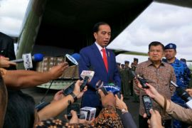 Presiden Jokowi bertolak ke Sri Lanka, awali kunjungan ke Asia Selatan