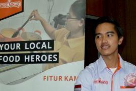 Putra Presiden Jokowi kunjungi Rejang Lebong
