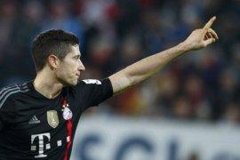 Bayern Munich tundukan Bremen 4-2