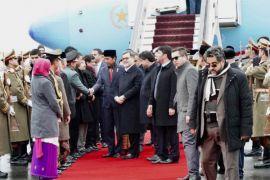 Jokowi tiba di Kabul, Afganistan