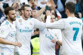 Real Madrid akhiri musim di posisi tiga, diimbangi Villarreal 2-2