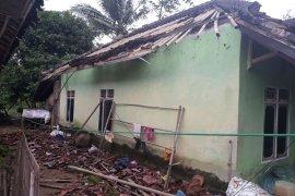 Kerugian akibat bencana di Sukabumi Rp1,3 miliar