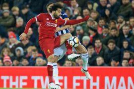 Mohamed Salah setara dengan Luis Suarez