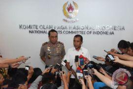 Koordinasi Persiapan Asian Games