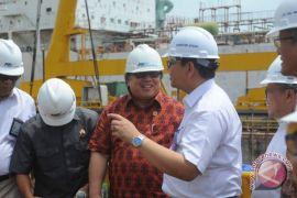 Bappenas apresiasi PAL telah fokus pada infrastruktur pemeliharaan kapal