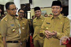 Gubernur Banten akui progres lelang pekerjaan berjalan lambat
