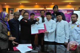 Pendaftaran Pilkada Palembang