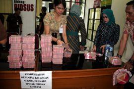 Pengembalian Uang Korupsi